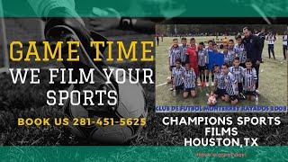 Solar Soccer Vs Rayados Nov 25 2018 Houston Sports Highlights Recruiting Video film Service