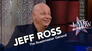 Jeff Ross Wants to Roast Hillary Clinton