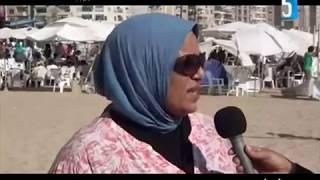 برنامج على الرملة يستضيف الاستاذه / ايناس فاروق مديرة إحدى المدارس الابتدائية