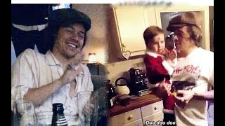 Harry Styles Singing Baby Shark Song At Christmas Eve And Playing Game With Friends & Family