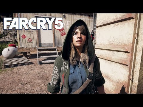 Far Cry 5 Part 15 - Baron Lumber Mills and A Dish Served Cold Missions: Jess Black Unlocked