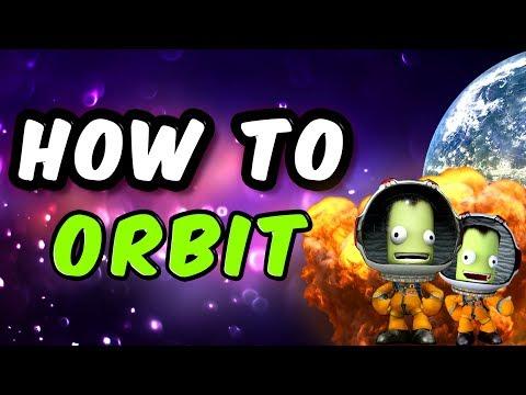 How To Get Into Orbit in Kerbal Space Program