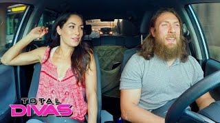 Brie Bella and Daniel Bryan discuss security options: Total Divas, January 25, 2015