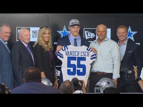 Dallas Cowboys 2018 NFL Draft Recap