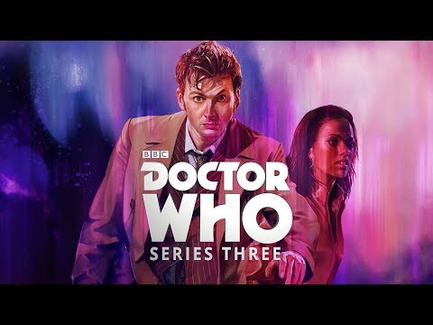 The Tenth Doctor and Martha Jones | Series 3 Steelbook Trailer | Doctor Who