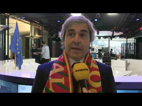 #Remain: Nuno Melo MEP, Portugal - 'I cannot imagine EU without UK'