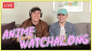 YURI ON ICE - Live Watchalong! | Thomas Sanders & Joan!