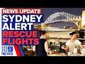 Sydney COVID-19 alert over mystery case, India rescue flights | 9 News Australia