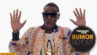 Soulja Boy Arrested For Probation Violation, Ammo Found At His House