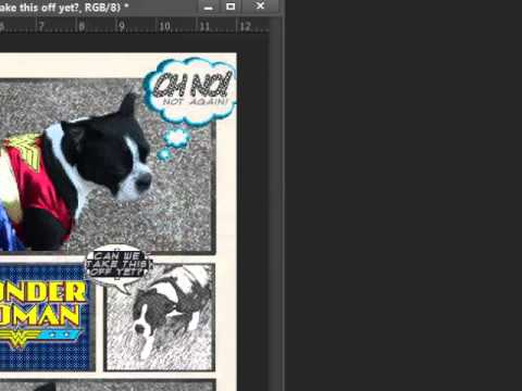 How To Adjust Text Size on the Fly in Photoshop and PSE