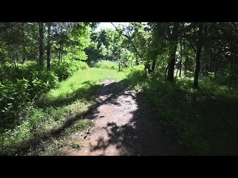 Hiking Tour of the Brumley Forest Nature Preserve - Hillsborough, NC