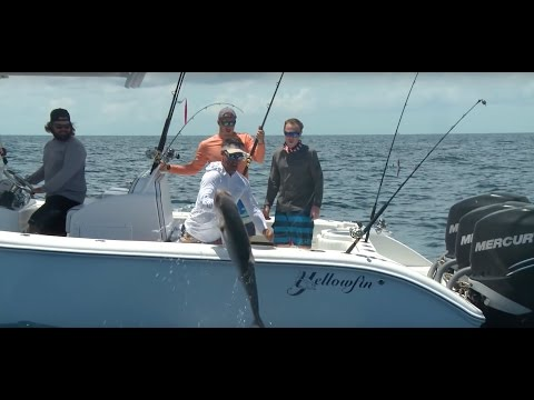 Hawks Cay Resort for Blackfin Tuna, Barrelfish, Amberjack and Snapper in Florida Keys