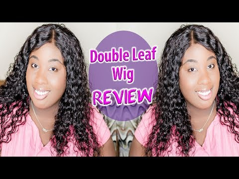 Doubleleafwig Kinky Curly Wig Review