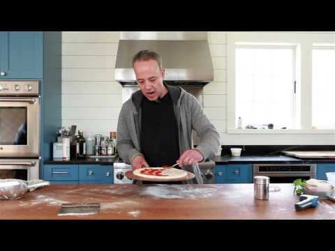 How to Make a Margarita Pizza with Andris from Baking Steel.