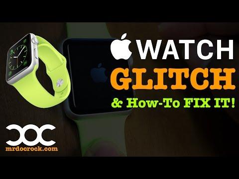 Apple Watch CRASH GLITCH & How-to FIX it! - Watch -