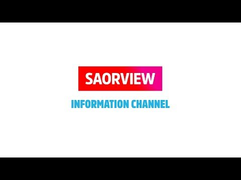 Saorview Information Channel - November 2017