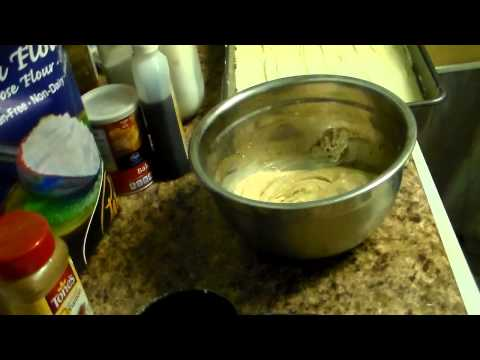 How To Make - Cinnamon Roll Coffee Cake Gluten Free