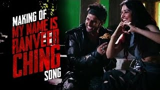 Making Of 'My Name Is Ranveer Ching' Song | Ranveer Ching Returns