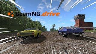 BeamNG drive - A MELHOR ARRANCADA DE TODAS.
