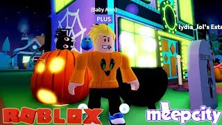 Halloween is here in MeepCity! Roblox Gamer Chad