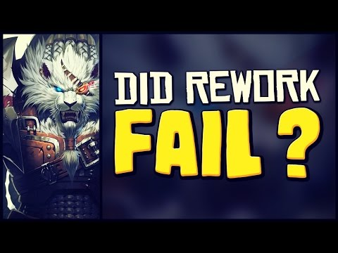 Did Rengar rework fail ? // By Priest