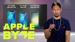 Apple plans to release a giant iPhone X Plus this year (Apple Byte)