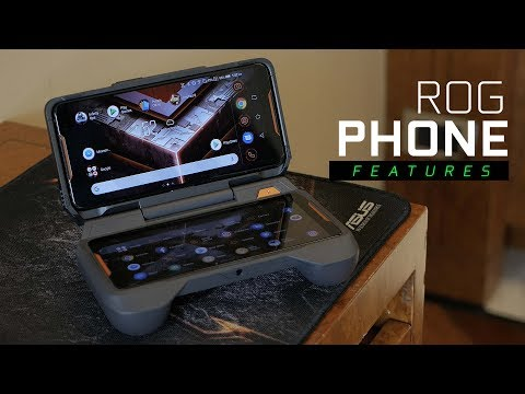 8 Amazing ROG Phone Features For Gamers!