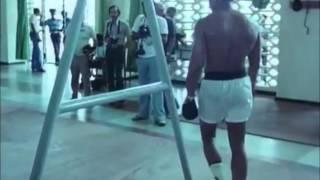 Muhammad Ali Training