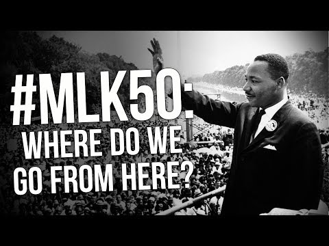 #MLK50: Memphis & The Nation Commemorate The 50th Anniversary Of The Death Of Dr. King