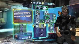 Borderlands 2 Axton Lvl 61 Skill build (Terramorphous