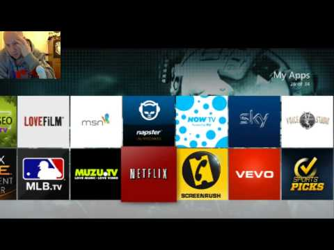 How to get US Netflix on a UK Xbox360
