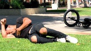 BMX - THE CRASH WAS WORTH IT