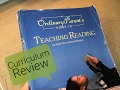 ORDINARY PARENT'S GUIDE TO TEACHING READING   REVIEW