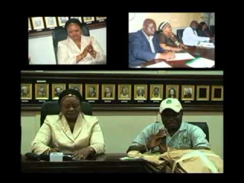 e -Computer Testing - JAMB Registrar Dibu Oderinde visits Lagos State Ministry of Education