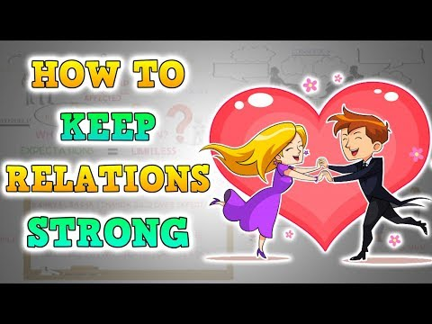 How to Keep a Relationship Strong – Motivational Video