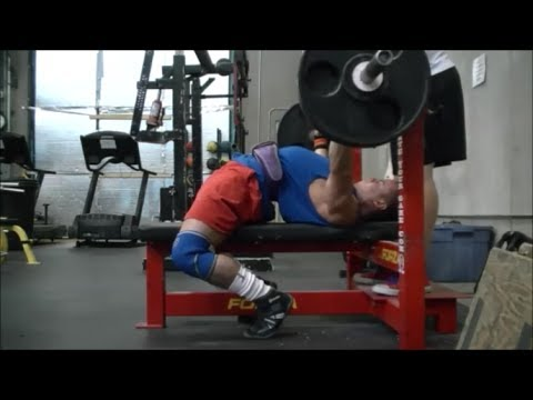 How to Increase your Bench Press Arch