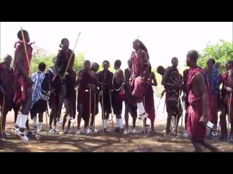 Maasai Circumcision Ceremony