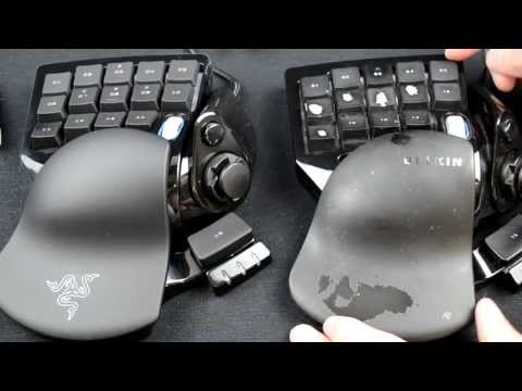 Razer Nostromo Gaming Keypad Review with DaveChaos - PakVim