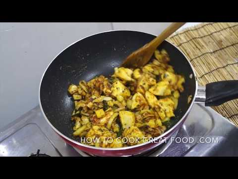 Chicken & Coconut Curry Recipe - So simple to make