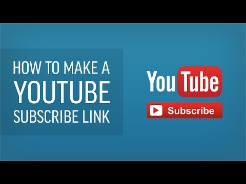 How To Make A YouTube Subscribe Link (EASILY)