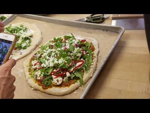 Grain to Bread Workshop - Pizza 4