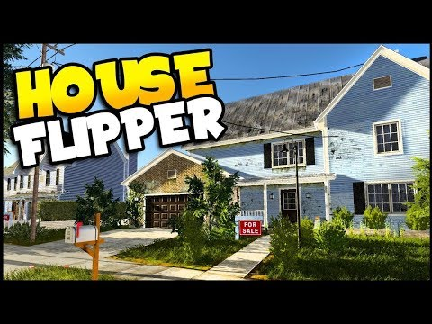 House Flipper———New game tryout.