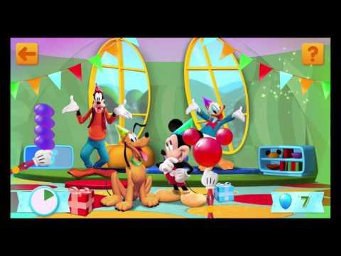 Disney Junior I Preferiti - I Palloncini Di Topolino - (App Game iPhone Android)