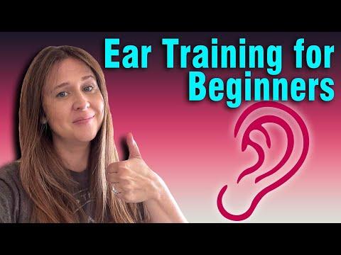 Ear Training For Beginners (Part 1)