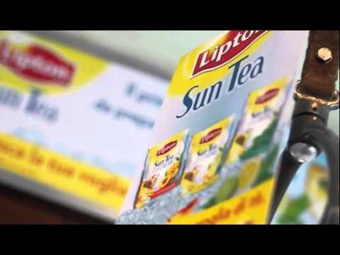 Lipton | Lancio di Lipton SunTea