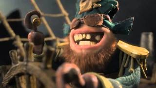 The Pirate (animated Short) Hd