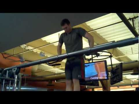 Muscle Up DIPS into Windshield Wiper Chin Ups