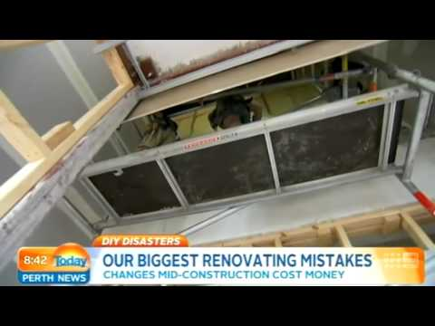 DIY Disasters | Today Perth News