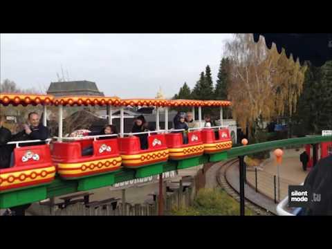 View from Legoland Billund Monorail
