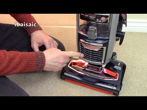 New For 2017 Shark Powered Lift Away DuoClean Vacuum Cleaner Demonstration